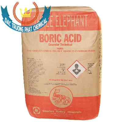 Acid Boric – H3BO3 99% Mỹ USA Three Elephant®